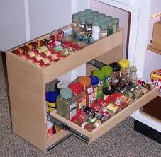ShelfGenie Customized Spice Rack